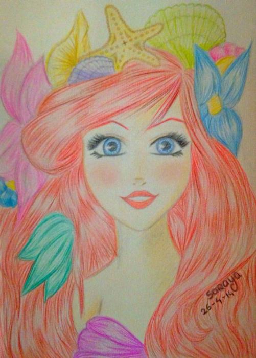 Ariel por SorayaLobbezoo